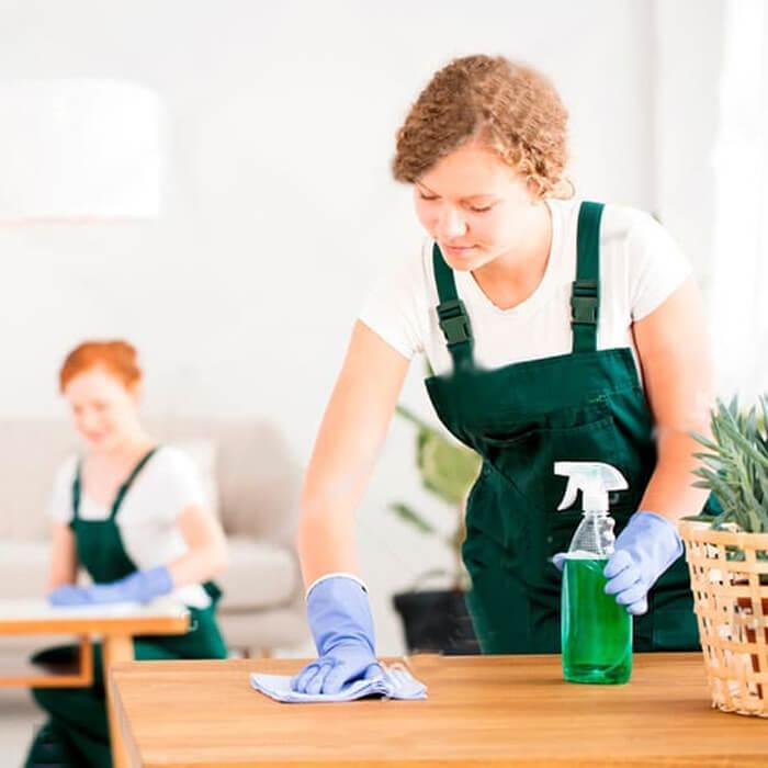 Пролетно почистване от Чист Дом
